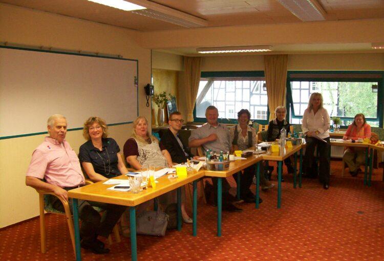 Seminar Eifel mit Martin- Risses 2
